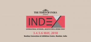 Index 2018, Mumbai, India @ Bombay Convention & Exhibition Centre