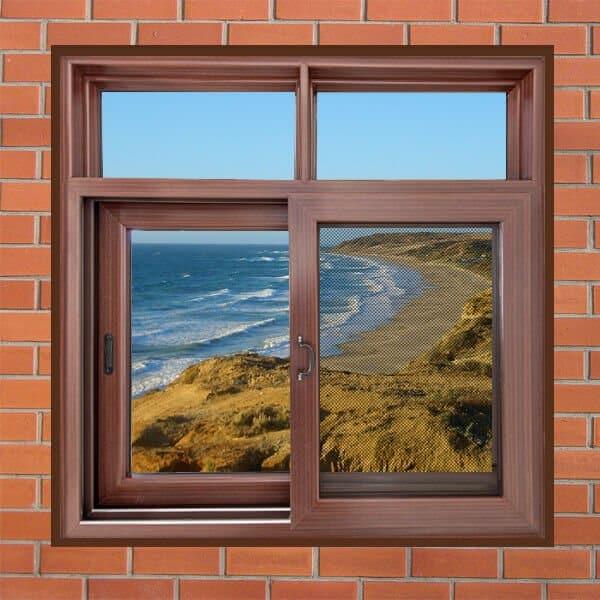 Sliding window from fenesta for Sliding glass windows