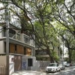 Smriti 57, Juhu residence by Group Seven Architects