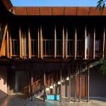 Samira Rathod's natural architectural design to give relief from the sun