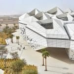 King Abdullah Petroleum Studies and Research Centre  – First LEED Platinum Certified project by Zaha hadid Architects