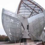 Ar. Frank Gehry artistic use of maritime theme for Louis Vuitton Foundation, Paris is simply spectacular