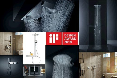 AXOR and hansgrohe Products win Nine iF Design Awards; adjudged the ...