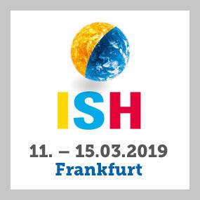 ISH, Frankfurt Germany 2019 @ Frankfurt am Main
