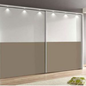 Syskor Overlapping Cabinet Sliding Door Opening Systems by Jyoti Architectural Products