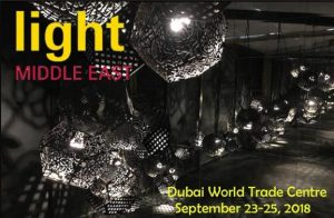 Light Middle East 2018 @ Dubai International Convention and Exhibition Centre