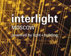 Interlight Moscow 2018 Powered by Light+Building @ IEC Expocentre