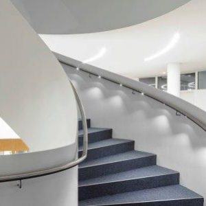 Metal Handrail With LED Lighting