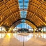 The First All-Glulam Roof Construction In Asia: Mactan Cebu International Airport, Philippines