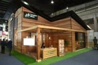 Light Wood Frame House Showcased By FII At Delhiwood 2019