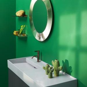 Redefining Modularity In Bathrooms: Kartell by Laufen
